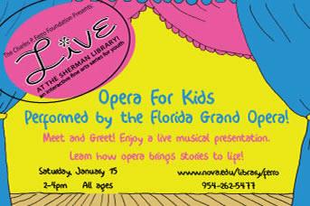 Live Kids Opera