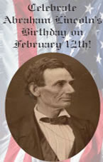 Abraham Lincoln Bday