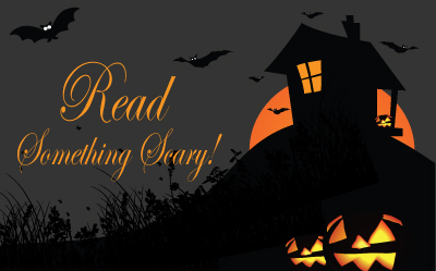 Read something spooky