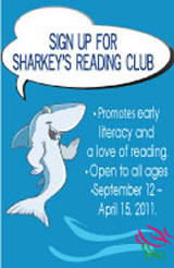 Sharkeys Reading Club