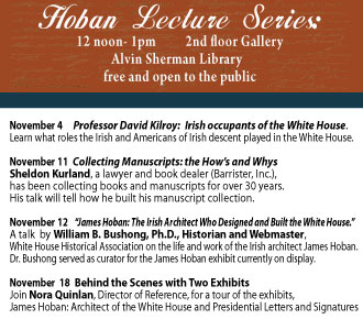 hoban lecture series