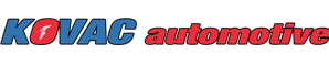 Kovac automotive care logo