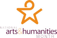 Celebrate arts & humanities month