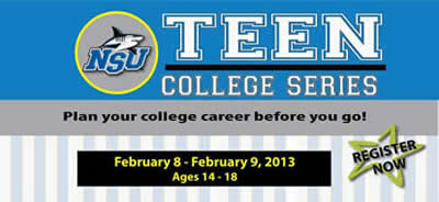 Teen College Series
