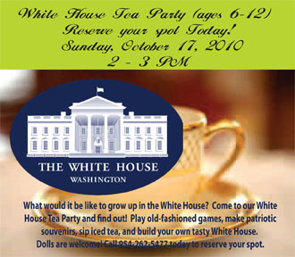 White House Tea Party