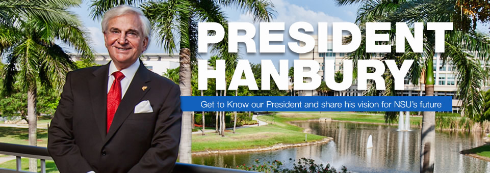 Get to know our President