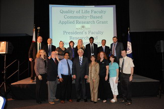 FY 2012 PFRDG Panel Chairs and Reviewers