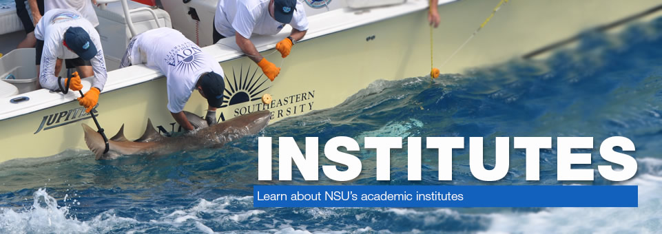 Learn about NSU's academic institutes