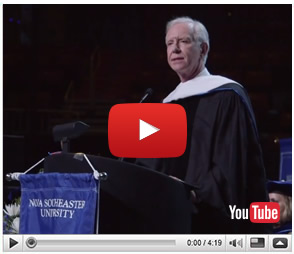 Captain Sully Commencement Video
