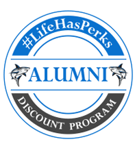 alumni discount program