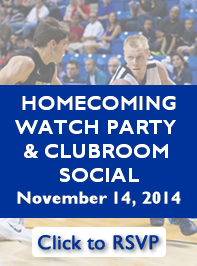 Alumni Homecoming Club Room Social