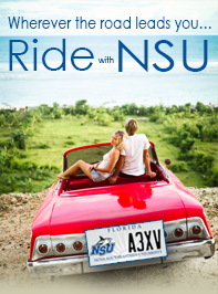 NSU License Plate Free Replacement Program