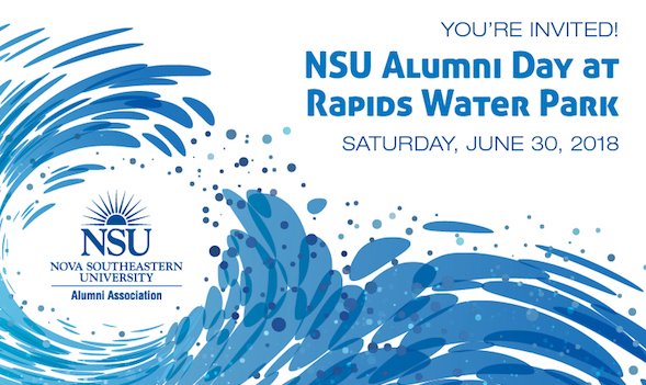 Alumni Day at Rapids Water Park