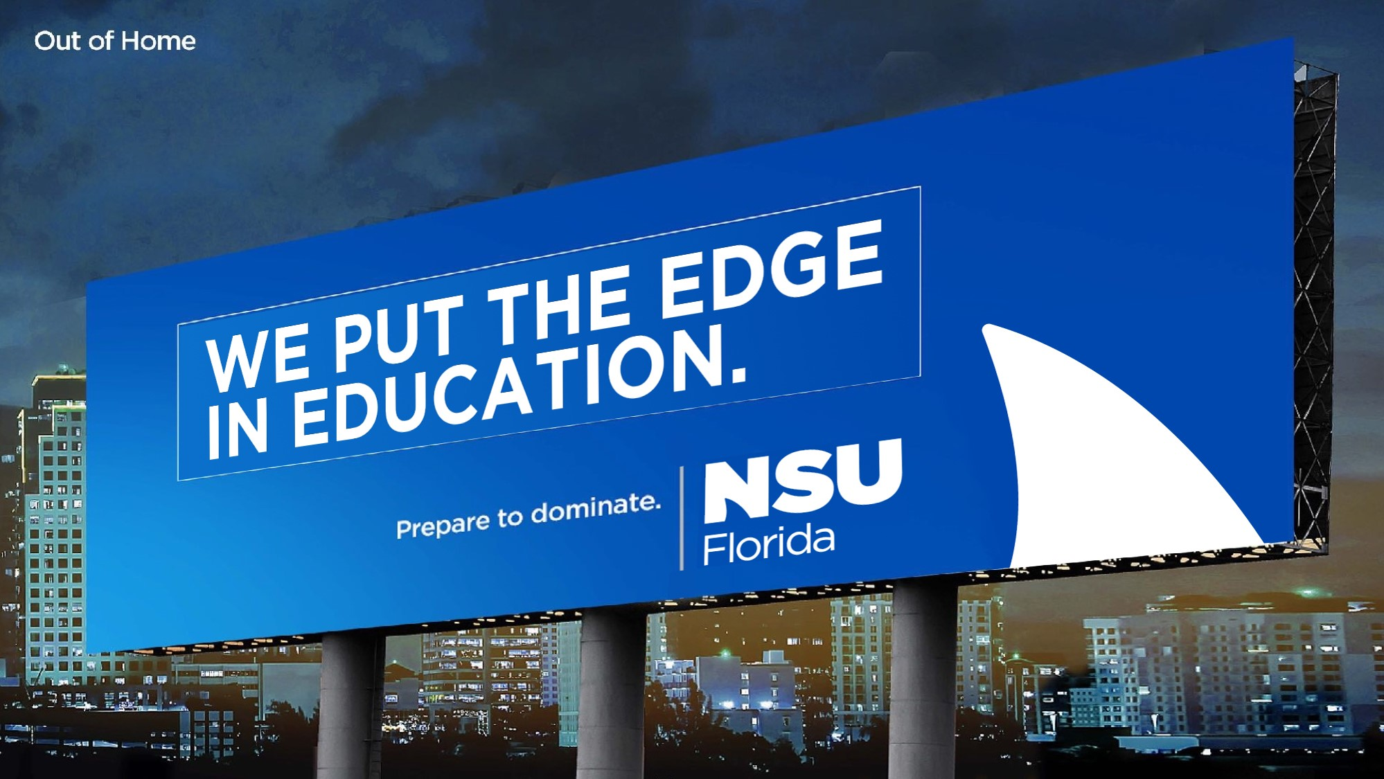 NSU Florida out of home execution