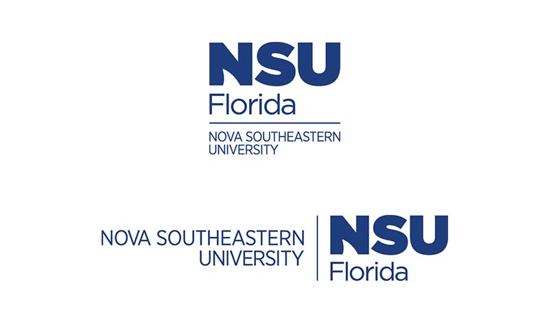NSU Florida word mark