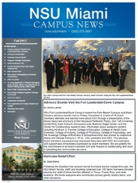 Miami Campus Newsletter