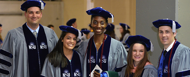 NSU Commencement Video Archives