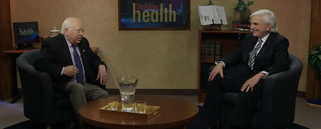 Dateline Health with Chancellor Fred Lippman.