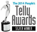 The 2014 People's Telly Awards Silver Winner