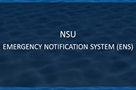 Emergency Notification System Register Video