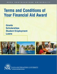 Terms and Conditions of Your Financial Aid Award