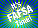 It's FASFA Time!