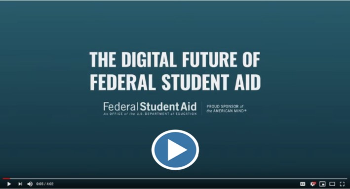 Future of Federal Student Aid Website