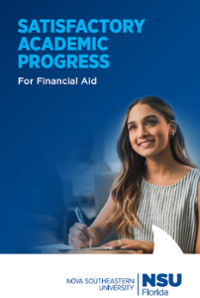 Satisfactory Academic Progress for Financial Aid