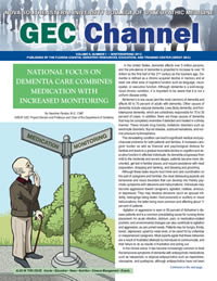 Latest GEC Channel Newsletter Cover