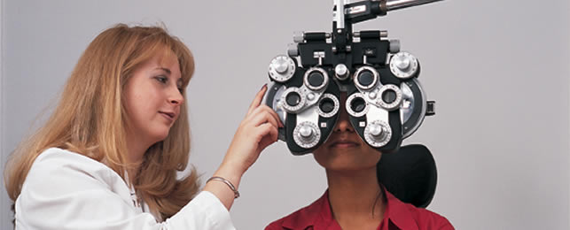 Optometric Care | NSU