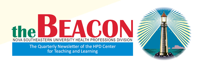 The Beacon Newsletter - Masthead Logo