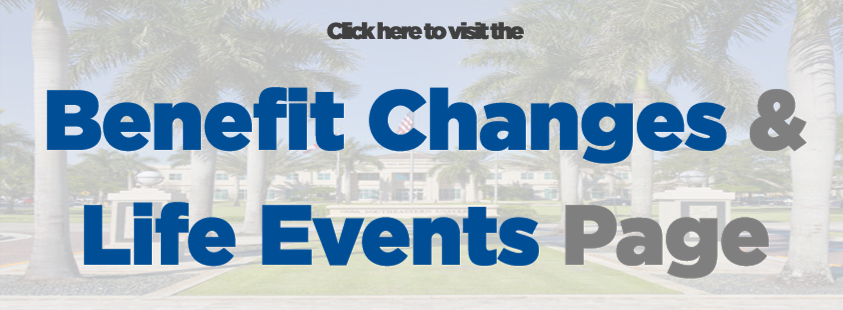 Benefit Changes and Life Events at NSU