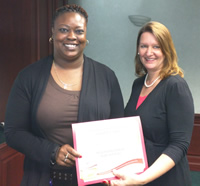 Fit Friendly Award from the American Heart Association
