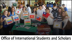 Photo: Office of International Students and Scholars