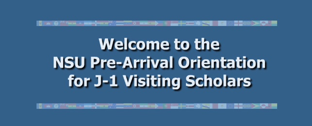 J-1 Virtual Pre-Arrival Orientation