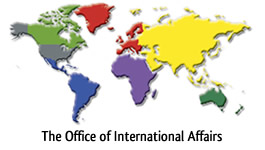 Photo: The Office of International Affairs