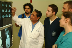 Photo: NSU's College of Osteopathic Medicine