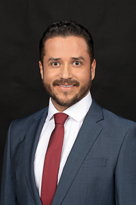 Manuel Salinas, Ph.D., Assistant Professor, NSU