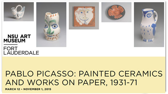 Pablo Picasso Exhibition at MOA