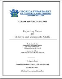 Child Abuse Reporting Document