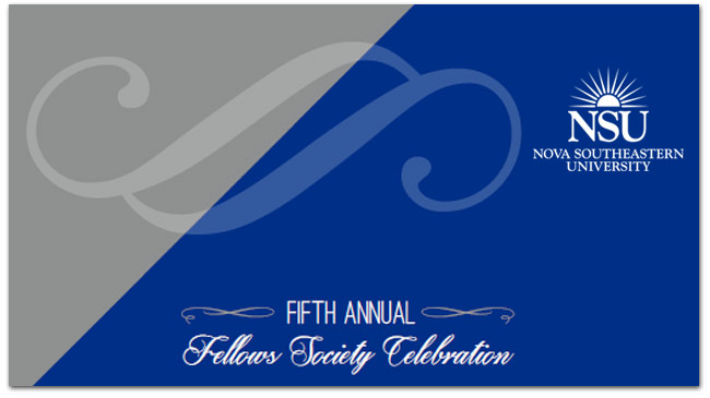 NSU Fellows Society Celebration