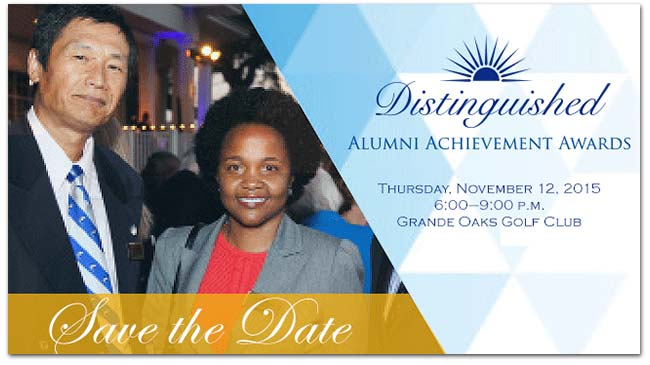 NSU Distinguished Alumni Achievement Awards