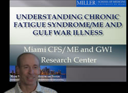 Screenshot of the Miami Veterans Affairs Medical Center video.