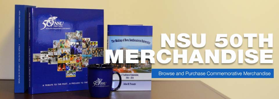 Browse and Purchase Commemorative NSU 50th Merchan