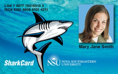 SharkCard at NSU