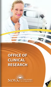 Office of Clinical Research Brochure