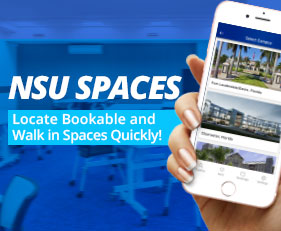 NSU Spaces Mobile App