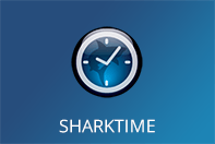 SharkTime Login Screen