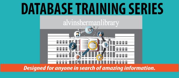 Database Training Series