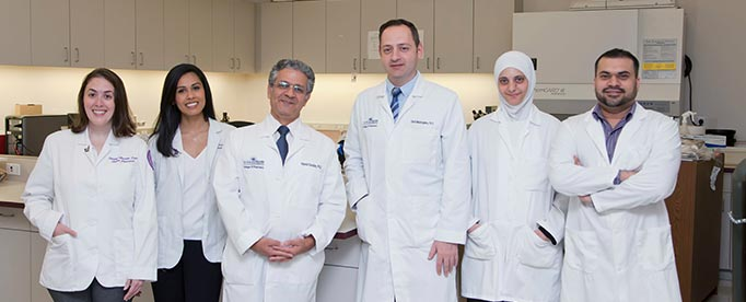 NSU Pharmaceutical Researchers